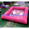 여보세요 Kitty Cartoon Inflatable Pool 또는 High Quality Cheap Inflatable Pool