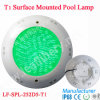 15W LED Dimmable RGB Pool Light, RGB Color Changing con Remote Controller