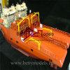 Modello di disgaggio dei portafili in serie del modello della nave da carico (BM-0141)