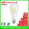Nieuwe 4W LED Filament Bulb (st64-4)