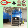 Furniture Factory를 위한 목제 Shavings Steam Boiler