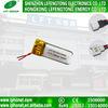 Batteria ricaricabile originale 3.7V 250mAh della fabbrica 551153 Lipo per MP3MP4