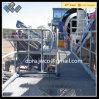 Industrial galvanizado Assebly Plataforma de rejilla
