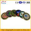 Monedas promocionales de la serie de encargo del metal
