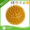 Bola de punta dura de alta densidad del masaje del pie de la mano del PVC