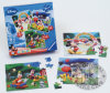 Custom PrintingのペーパーCartoon Jigsaw Puzzle