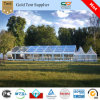 barracas transparentes grandes do PVC de 20X35m com as barracas desobstruídas do Pagoda 5X5m