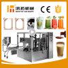 Verpackungsmaschine-Stau und Soße