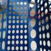 El acoplamiento de alambre perforado galvanizado/galvanizó el acoplamiento de alambre perforado/el acoplamiento de alambre perforado galvanizado