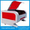 Precios de cuero de la cortadora del laser del precio de la cortadora del MDF