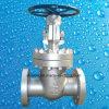 Form-Kohlenstoffstahl Wcb Flansch-Enden-Absperrschieber ANSI-600lb
