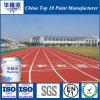 Hualong Polyurethan-hohe Verschleißfestigkeit-Stretchy Fußboden-Farbe