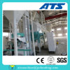 Altos automáticos eficientes de llavero lubrican la cadena de producción de madera de la pelotilla de la biomasa completa