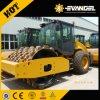 China XCMG barato vibrador mecânico Xs143j do rolo de estrada do cilindro de 14 toneladas único
