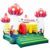 Castelo de salto Bouncy inflável do cogumelo para o salto dos miúdos