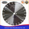 режущие диски диаманта 350mm для асфальта вырезывания и конкретной дороги