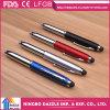 Bleu moderne de stylo à bille de stylo bille en métal
