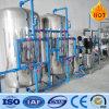 浄水の前処理システムのための実行中カーボンフィルター