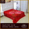 Одеяло норки качества 100% Raschel полиэфира для домашнего тканья
