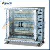 Vertikaler hohe Leistungsfähigkeits-Gas-Röster-Ofen der Brenner-Kj4 4 für gewerbliche Nutzung