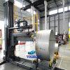 Saldatore trasversale diritto longitudinale meccanizzato dell'aggraffatura della saldatura automatica plasma/di magnetico