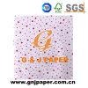 Papier d'emballage estampé doux de qualité épaisse pour le marché du sud-est de l'Asie