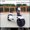 Взрослый 2017 Citycoco 1000With60V/12ah новой модели самоката удобоподвижности города электрический безщеточный 2 колеса