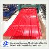 Kaltgewalztes farbiges galvanisiertes Stahldach-Blatt