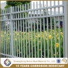 Используемая орнаментальная загородка утюга и алюминия