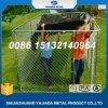 Ячеистая сеть PVC Coated, проволочная изгородь, загородка звена цепи