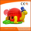 Cheer Amusement Red Turtle Inflatable Bouncer (T1-607)