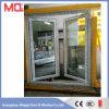 Fabricante da porta da alta qualidade UPVC no vidro reflexivo