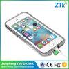 Caja impermeable gris del teléfono celular de Lifeproof para el iPhone 6s 4.7