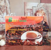 Кофеий потери веса бразильский красный, быстрый Slimming кофеий