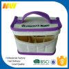 China-Lieferanten-Erzeugnis kundenspezifischer Microfiber beweglicher kosmetischer Beutel