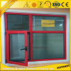 divers profil 60series en aluminium pour Windows en verre simple et des portes