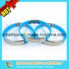 Nuevo Wristband del silicón de la manera con el clip del metal