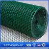 Precio bajo soldado cubierto PVC del acoplamiento de alambre