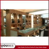 나무로 되는 Display Showcases Jewelry Retail Shop Interior Design를 위한