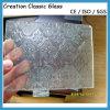 vetro calcolato Bronze di vetro di reticolo di /Dark Nashiji della radura di 3mm 4mm