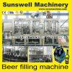 Van het bier het Vullen en van de Verpakking Machine