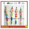 Craft en bois Pencil avec Clown Cartoon Design