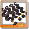 Color natural em 6aperuvian Human Hair