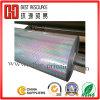 Pellicola di laminazione termica olografica dell'argento BOPP