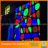 Plástico Color plexiglás Hoja de acrílico PMMA de productos de iluminación LED