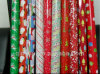 Constructeurs d'impression de papier d'emballage de cadeau de roulis
