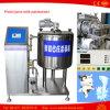 Pastorizzatore rapido del latte della macchina di pastorizzazione del succo di frutta di raffreddamento ad acqua