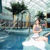STAZIONE TERMALE del conimetro a urto della strumentazione della piscina
