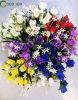 Bonsai della seta artificiale del fiore del POT