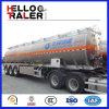 3台の車軸オイルタンクのトラックのトレーラー/ディーゼルタンクトレーラトラック